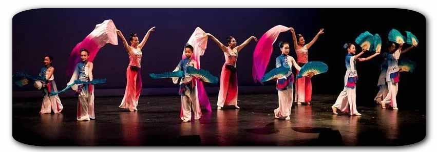 chinese dance performance